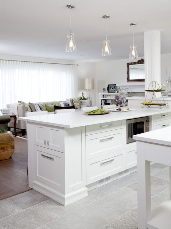 Painting your kitchen cabinets white is a smart design move that will likely keep you satisfied for years to come. Love It or List It Vancouver: Karin & Bruce - Jillian Harris