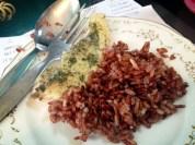 Baon chronicles: red rice & lemon herbed fish