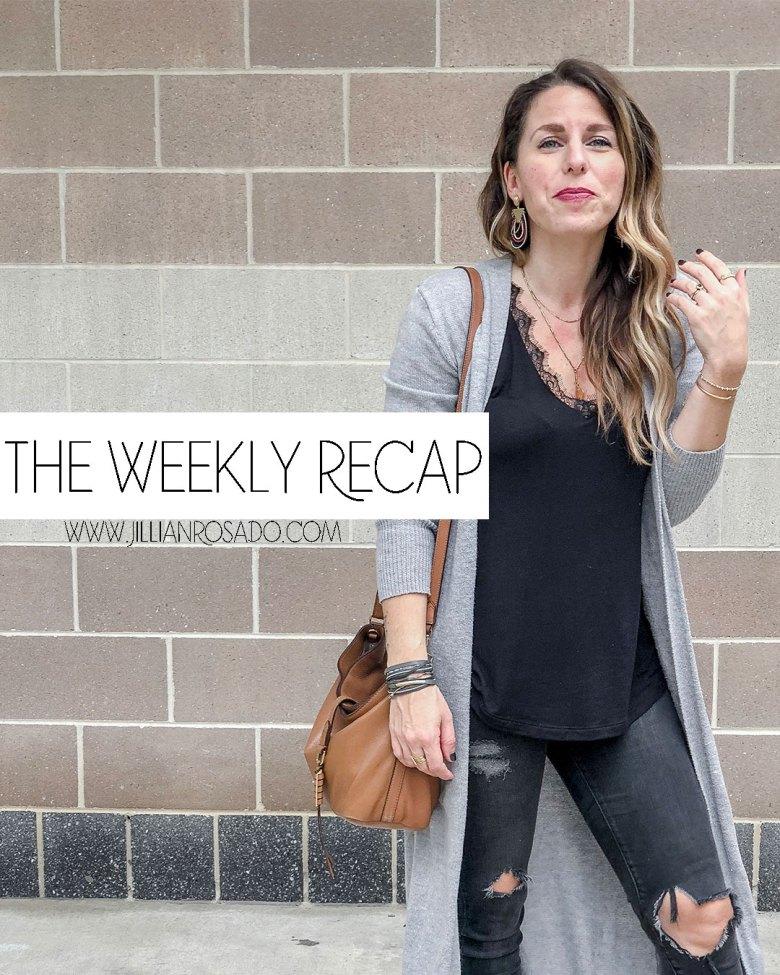 THE WEEKLY RECAP, V.6