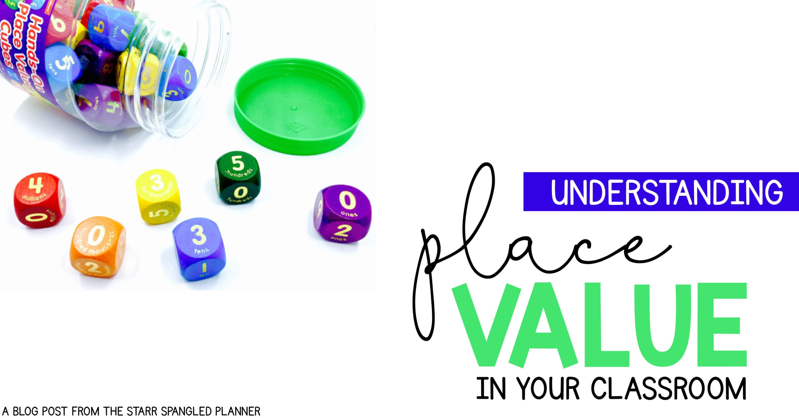 Teaching Place Value in the Classroom - Math Centers to Teach Place Value