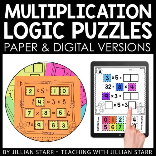 small resolution of 10 Multiplication Math Center Games \u0026 Activities