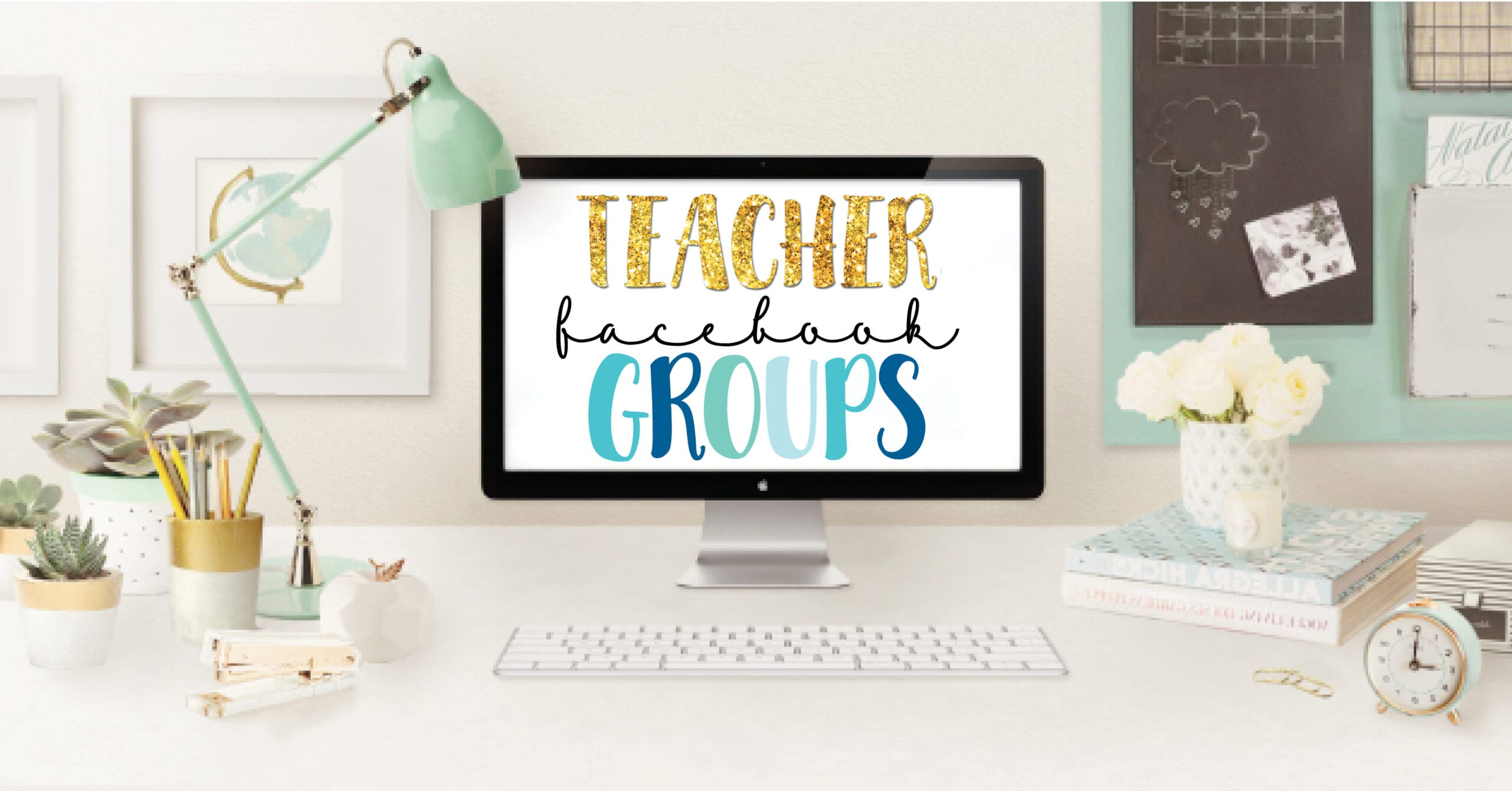 Starr Spangled Facebook Groups for Teachers- first grade, second grade, third grade Facebook groups