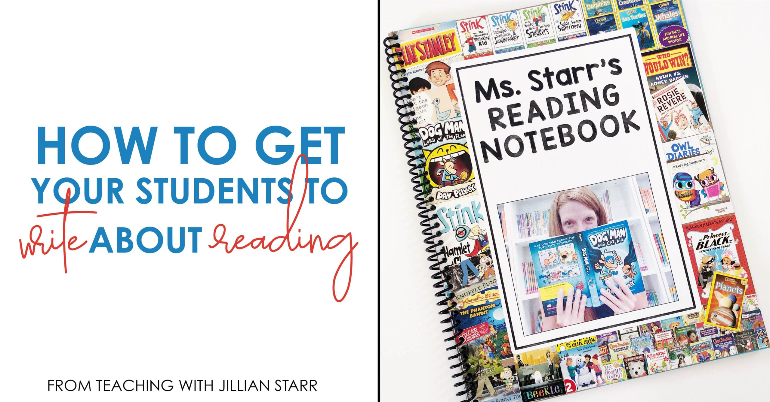 These FREE Reading Response Notebooks have been a GAME CHANGER in my classroom. In this post, I spell out how we created these individualized journal covers, how we used these reading response journals to get to know each other as readers, as well as how to get students invested and engaged in writing about reading! These journals are the PERFECT idea for any literacy curriculum, and best of all? They're FREE! Click to grab your free template download now! Suitable for 1st grade, 2nd grade and 3rd grade.