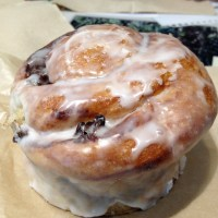 I Cheated with the Cinnamon Roll