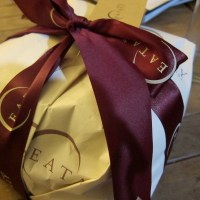 The Final Panettone:  The Eataly Version