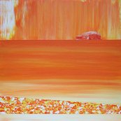 Bass Rock Sunrise - sold