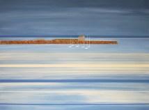 Tide lines, Elie - sold