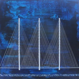 Segments of a new bridge - sold