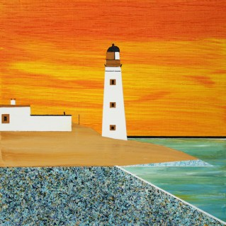 Barns Ness and shore - sold