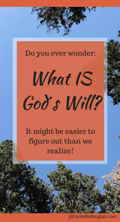 What ISGod´s Will
