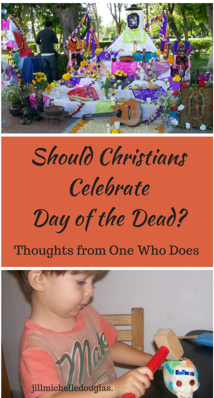 Should ChristiansCelebrateDay of the Dead_