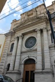 outside of San Juan Nepomuceno