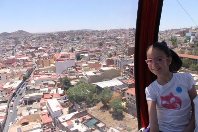 Del teleferico en Zacatecas