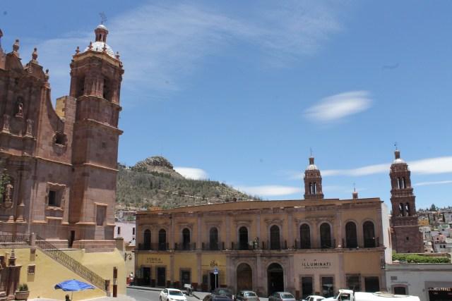 vista de Zacatecas