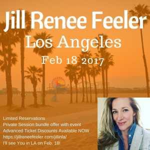 Jill Renee Feeler in LA