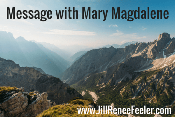 A Message from Mary Magdalene