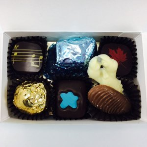 12 Piece Nova Scotia Chocolates