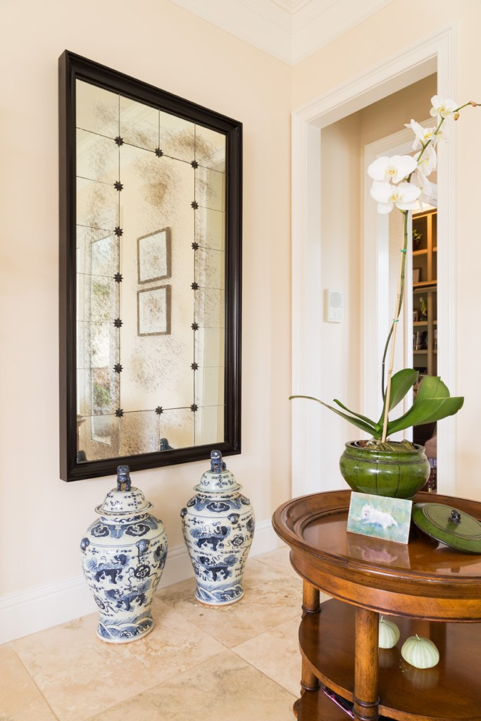 Jill Shevlin Design casually Elegant Living Room Vignette Jill Shelvin Design