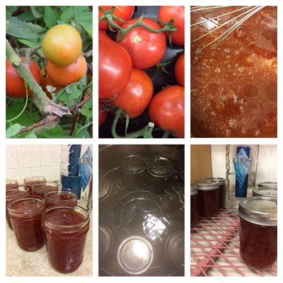 Bloody Mary jam