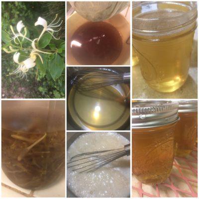 Honeysuckle Jelly