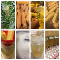 Corn Cob Jelly