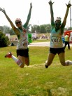 I was their Color Run Driver