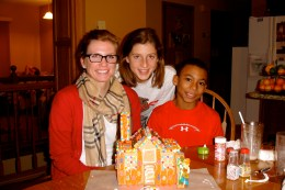 Thanksgiving: Cousins