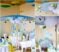Elephant & Parasol Themed Baby Shower at Creativo Loft ...