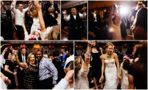 Sarah Greg Chicago Wedding Blackstone Hotel