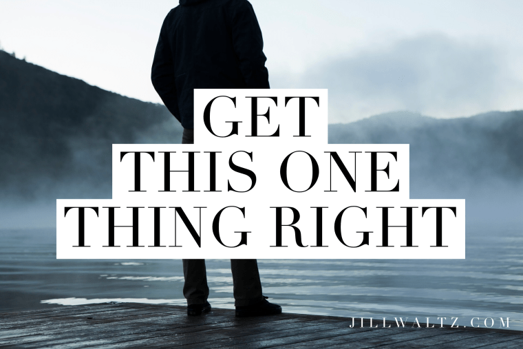 Ministry Leaders get this one thing right
