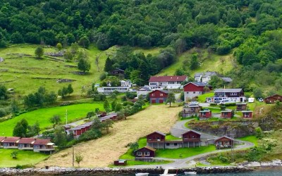 12 day cruise: norway and iceland