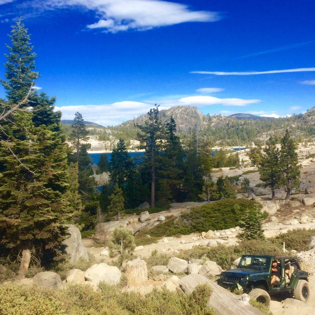 Jeep Off Road Rubicon 1