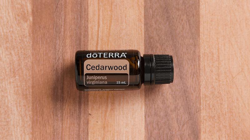 cedarwood essential oil doterra jillwiley