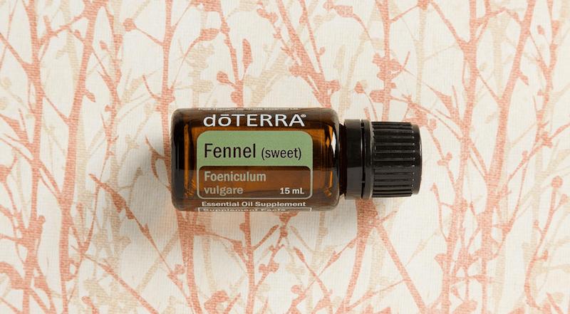 fennel essential oil doterra jillwiley
