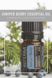 doterra essential oil juniper berry