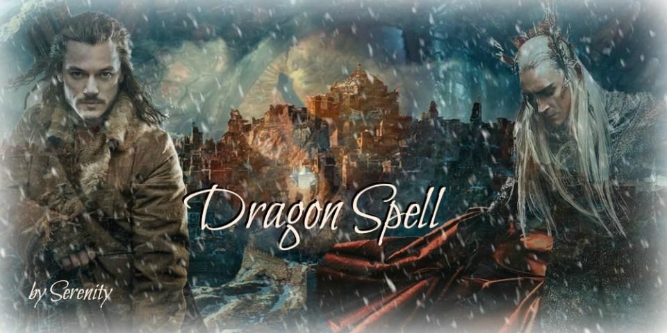 Dragon-spell by Serenity