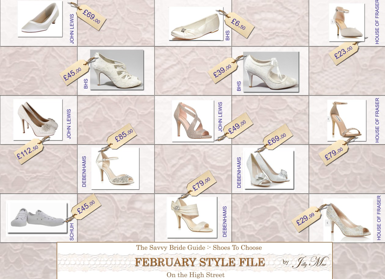 02 FLAT High Street Shoes to Choose