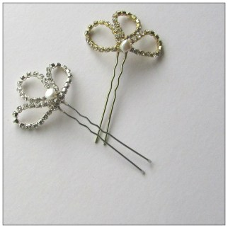 loop pins gold silver 2