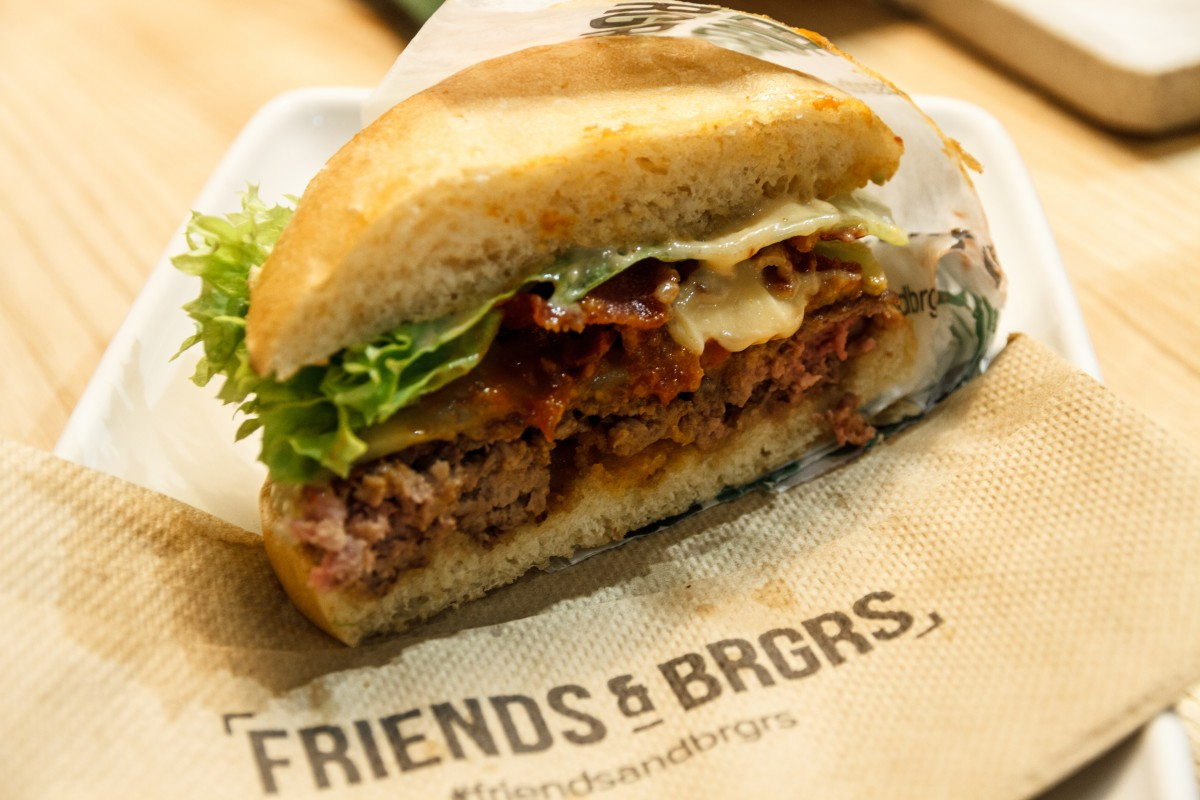 Bacon Brgr von Friends & Brgr
