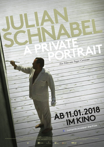 """Julian Schnabel – A Private Portrait"" ab 11. Januar im Kino"