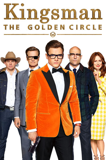 Kingsman - The Golden Circle ab 01. Februar auf DVD & Blu-ray