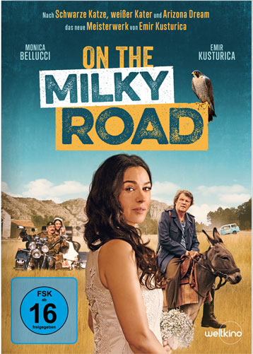On the Milky Road ab 16. Februar auf DVD & Blu-ray