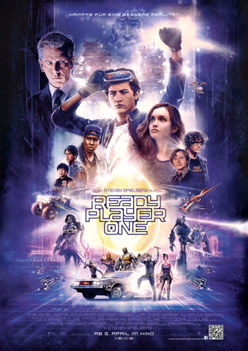 Ready Player One ab 05. April im Kino
