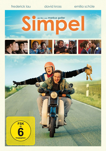Simpel ab 20. April auf DVD & Blu-ray
