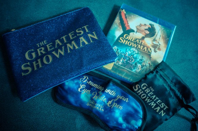 "Fanpaket von ""Greatest Showman"""