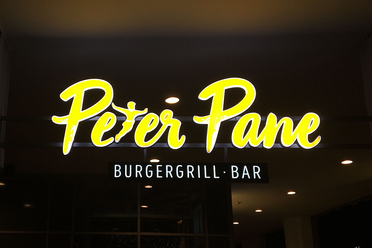 Peter Pane - Burgergrill Bar