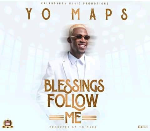 Yo Maps-Blessings Follow Me.