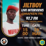 """#INTERVIEW: """"It's Unprofessional To Play Music With A Website Tag/Jingle On-Air If You Are A Radio DJ""""-Jilt Boy."""