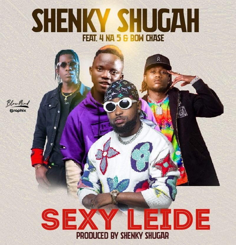 Shenky Ft 4 Na 5 & Bow Chase-Sexy Lady.