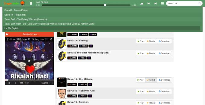 download lagu mp3 terbaru terlengkap gratis